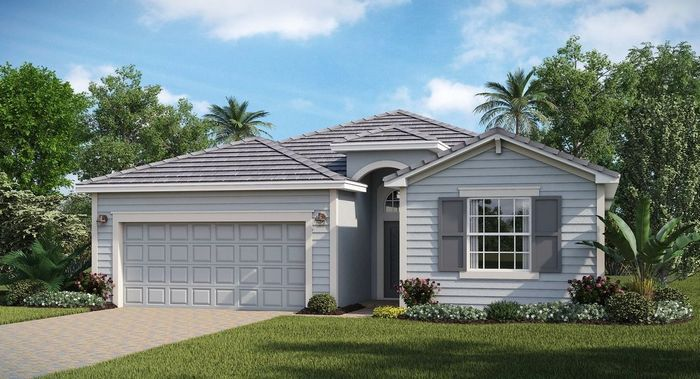 Ready To Build Home In Harbor West - Executive Homes Community