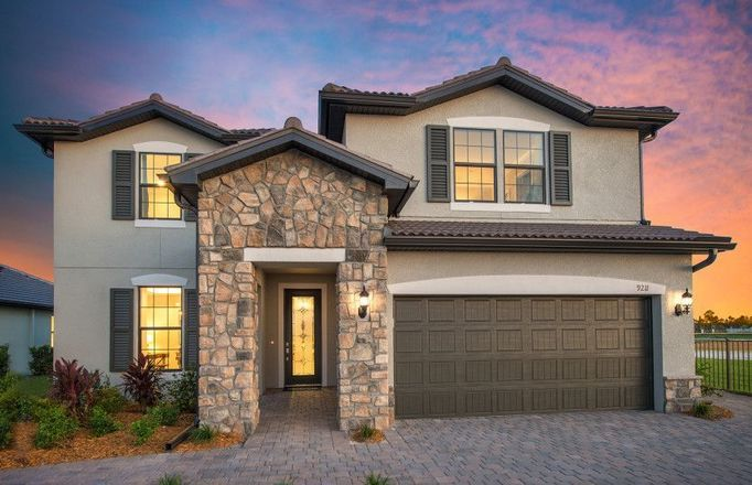 Ready To Build Home In Eagle Reserve Community