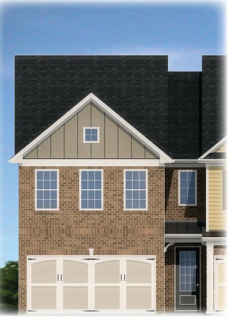 Ready To Build Home In Renaissance at South Park Community