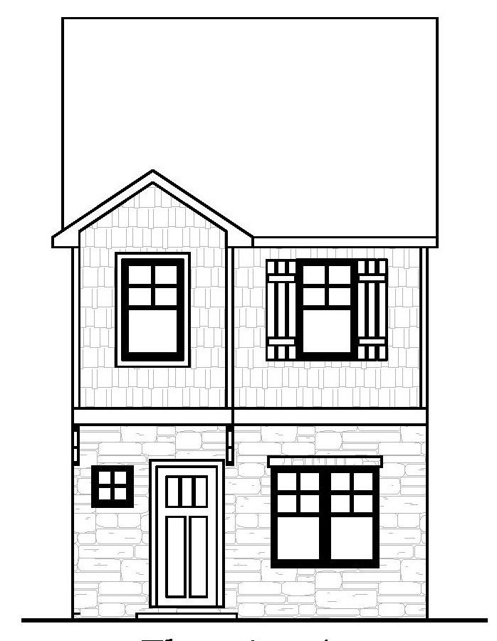 Ready To Build Home In Cascades Community