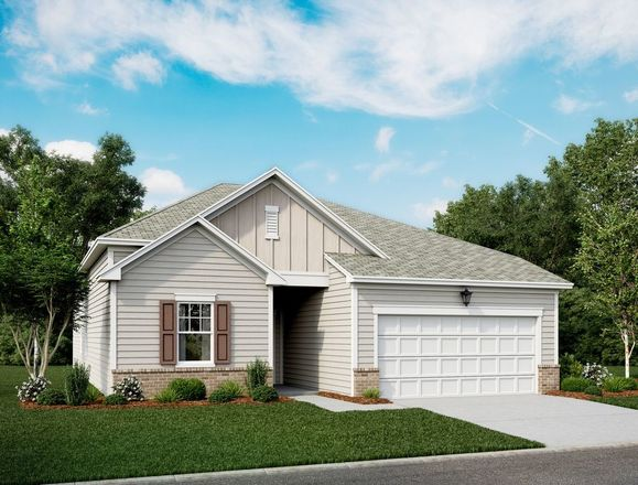 Ready To Build Home In Presidential Heights Community