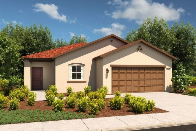 Ready To Build Home In Aspire at River Bend Community