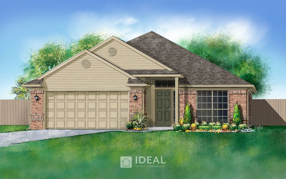 Ready To Build Home In Oasis Ranch Community