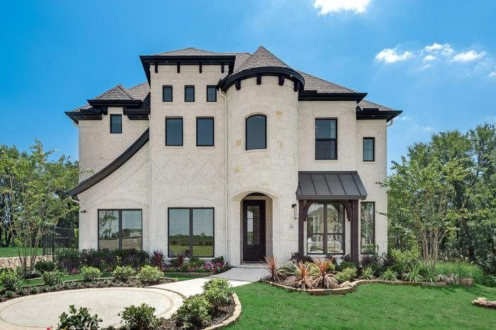 Ready To Build Home In Silverleaf Estates Community