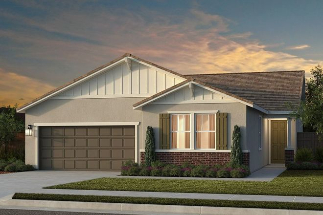 Ready To Build Home In Ventana Community
