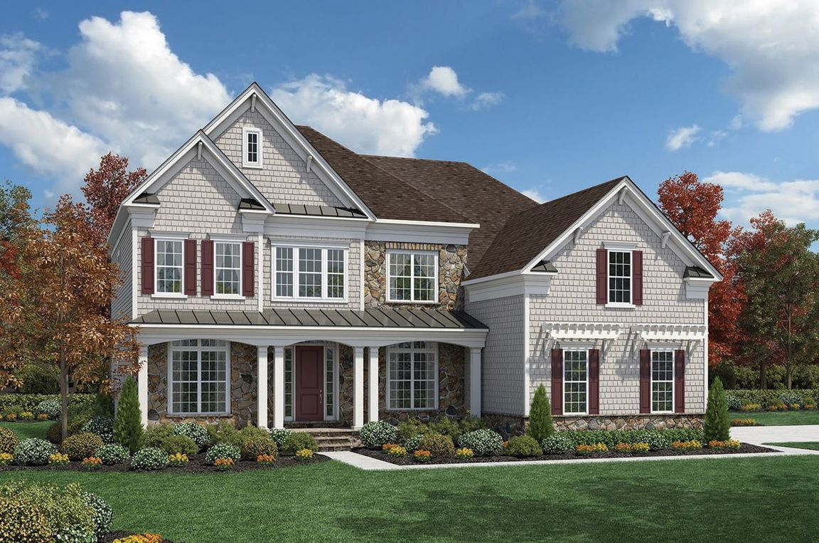 Ready To Build Home In Estates at Bamm Hollow Community
