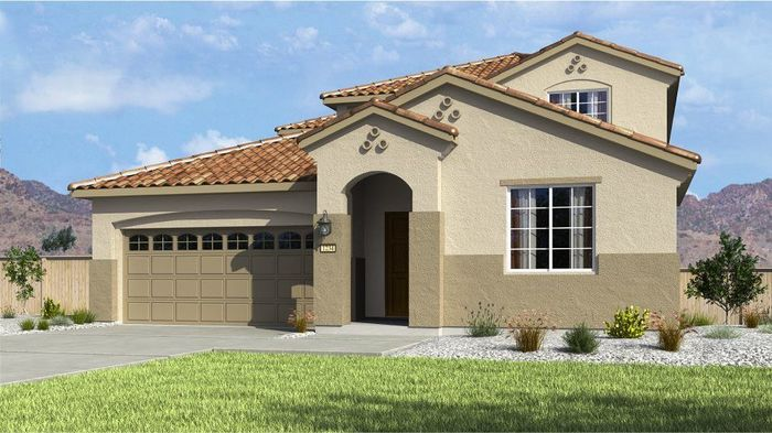 Ready To Build Home In Sendero at Pioneer Meadows Community