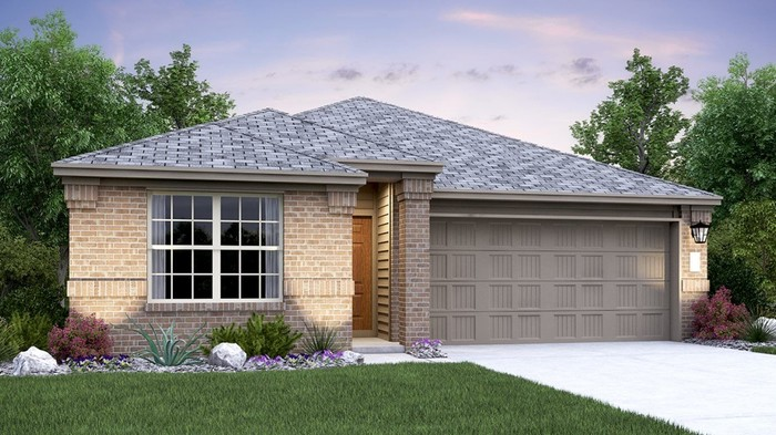 Ready To Build Home In Siena - Claremont Collection Community