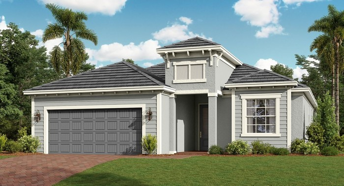 Ready To Build Home In Vista WildBlue - Executive Homes Community