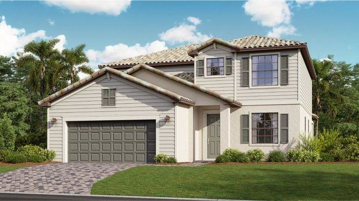Ready To Build Home In Arborwood Preserve - Executive Homes Community