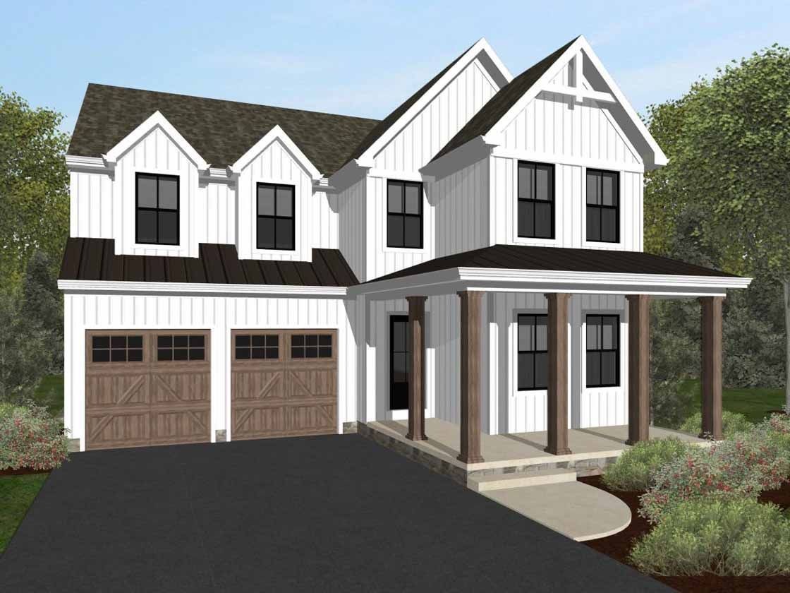 Ready To Build Home In Sadsbury Park Community
