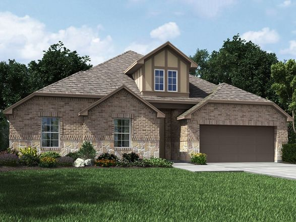 Ready To Build Home In Northaven - Chateau Series Community
