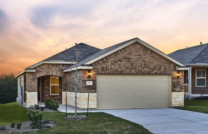 Ready To Build Home In Del Webb  - The Woodlands Community