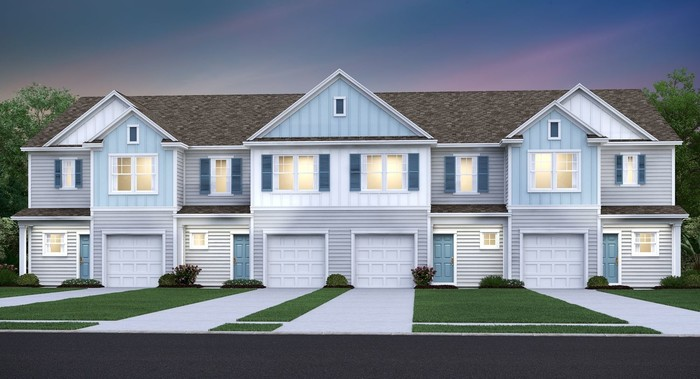Ready To Build Home In Longleaf - Longleaf Townhome Collection Community