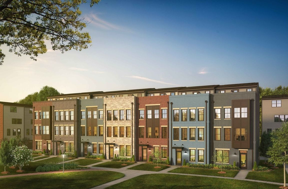 Ready To Build Home In Woodland Park Station Community