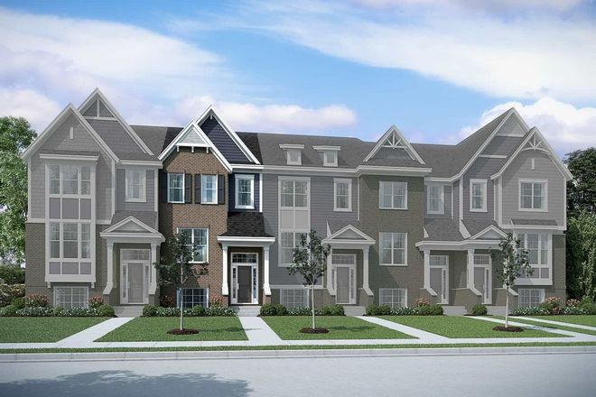 Ready To Build Home In Mason Pointe Community