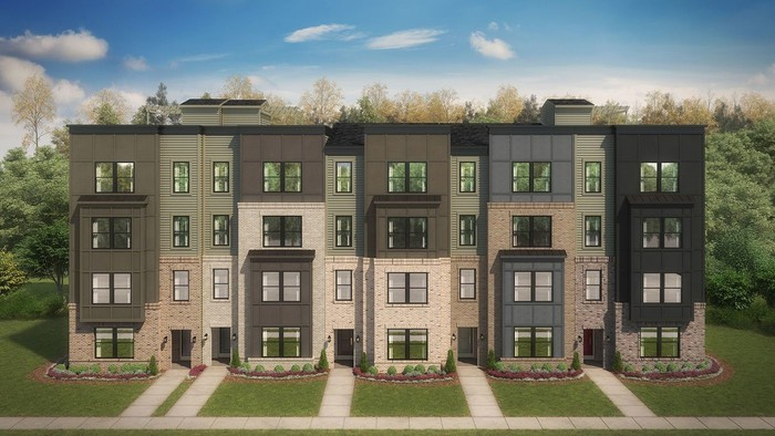 Ready To Build Home In West Broad Landing Community