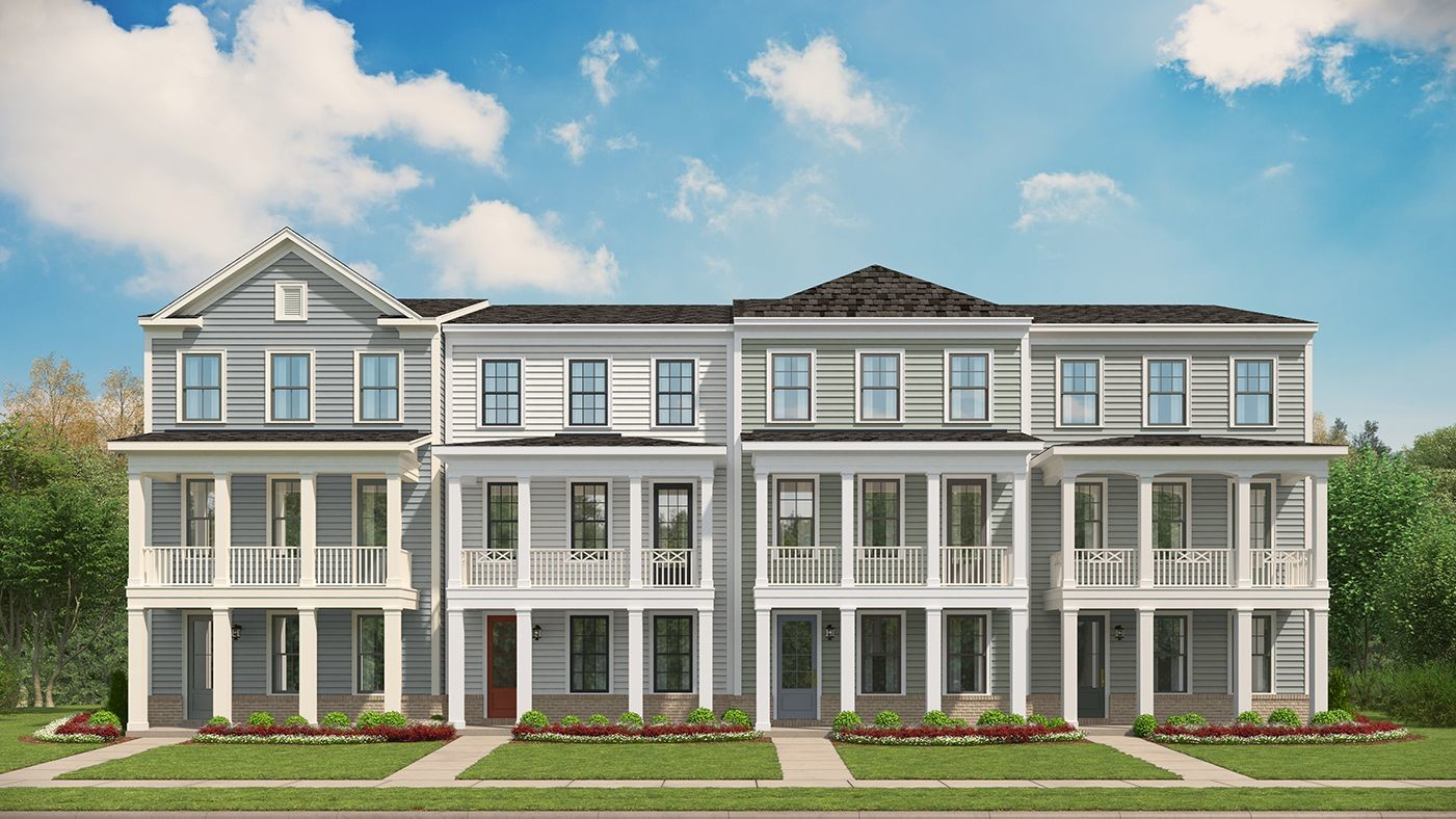 Ready To Build Home In Inwood Community