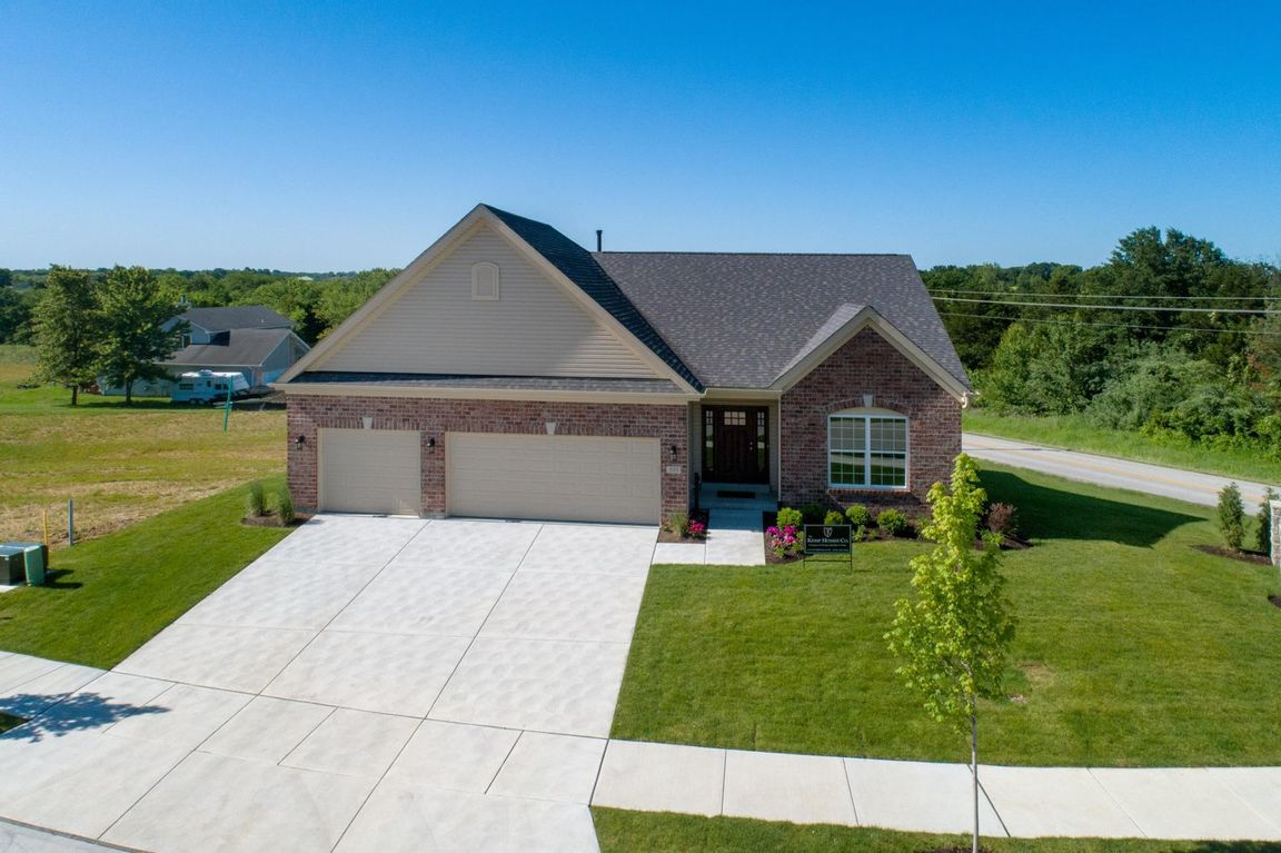 Move In Ready New Home In West Ridge Farm Community