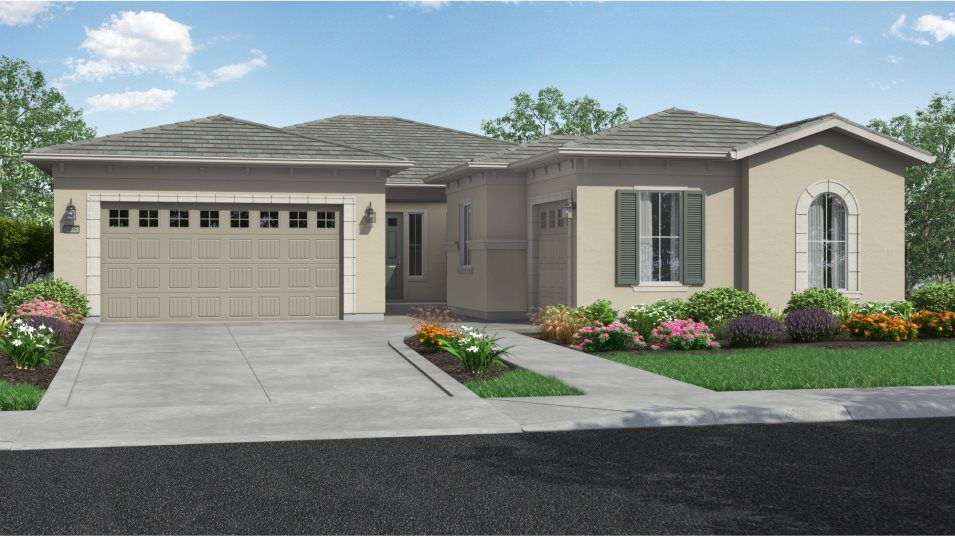 Ready To Build Home In Magnolia at Spring Lake Community
