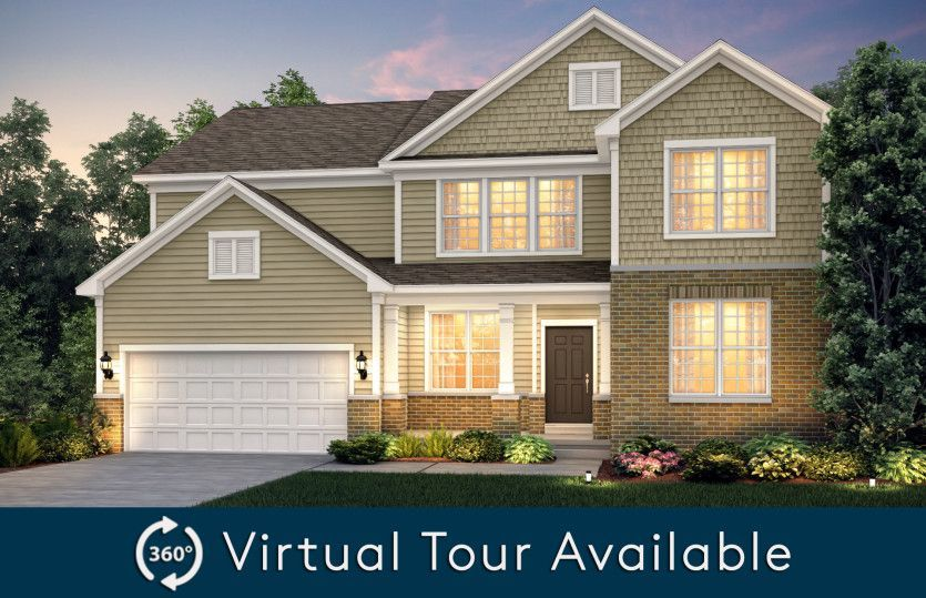 Ready To Build Home In Wagner Farms Community