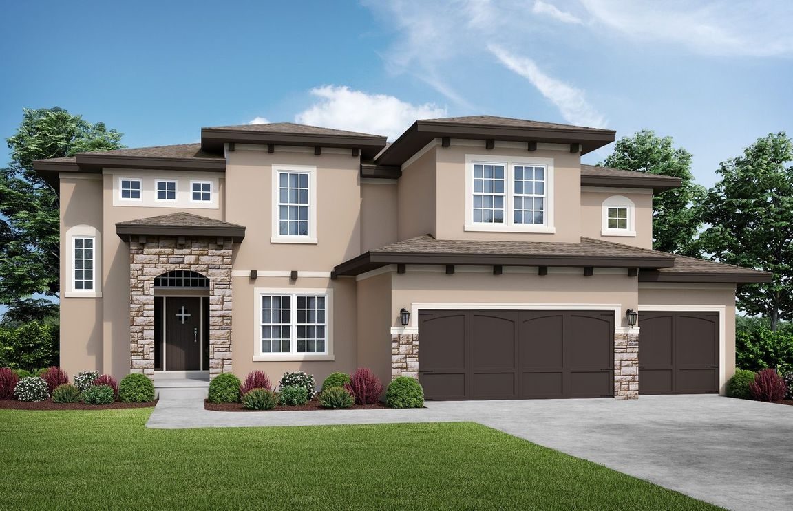 Ready To Build Home In Southpointe Community