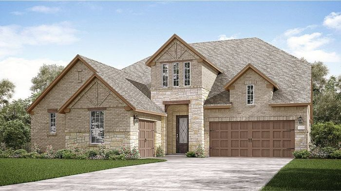 Ready To Build Home In Jordan Ranch - Vista Collection Community