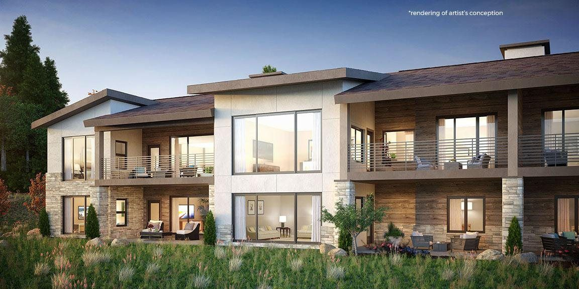 Ready To Build Home In Shoreline Townhomes Community