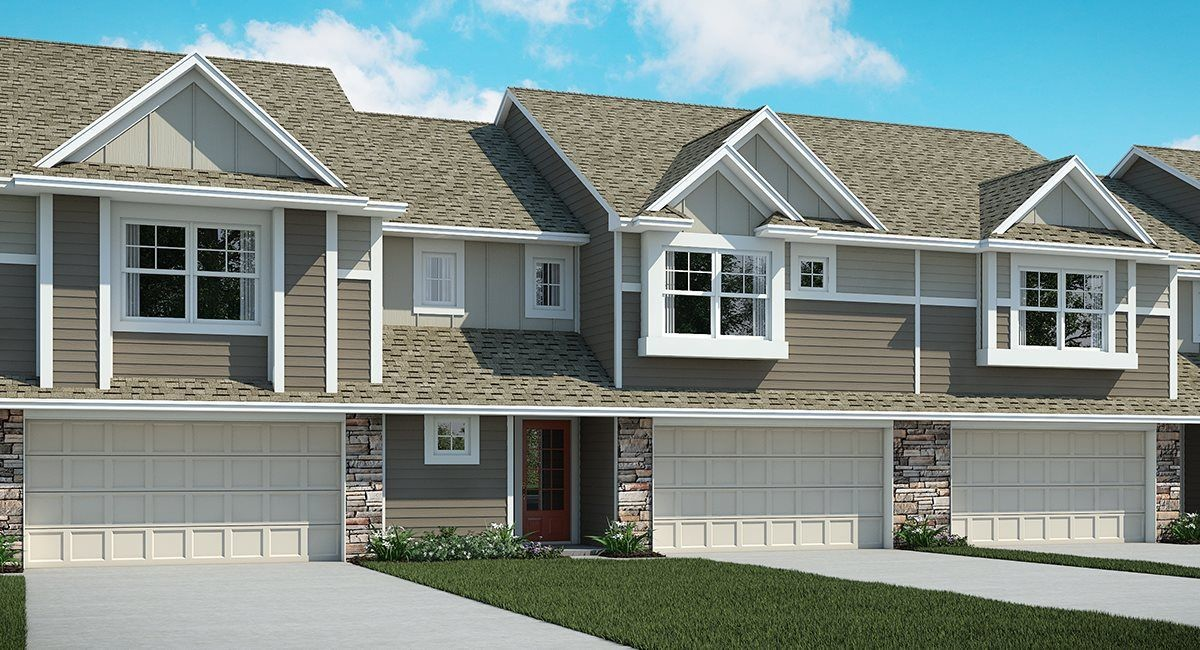 Ready To Build Home In Watermark - Colonial Patriot Collection Community