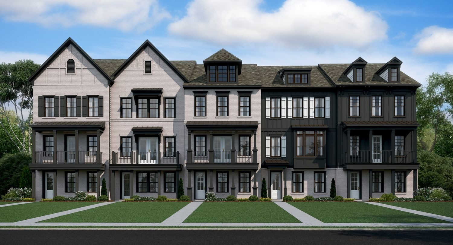 Ready To Build Home In Caravelle at Windward Park - (22s) Community