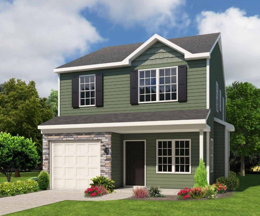 Ready To Build Home In University East Community