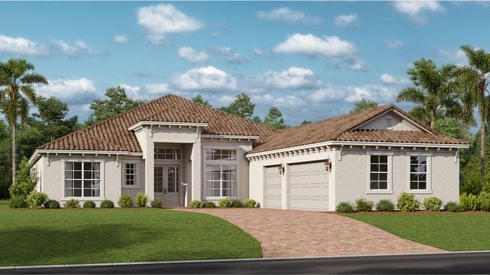 Ready To Build Home In WildBlue Community