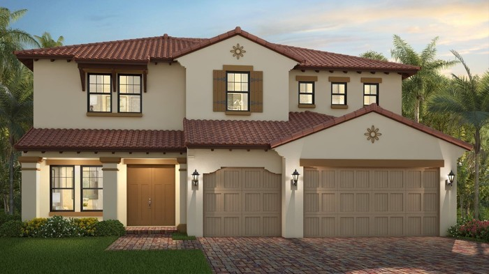 Ready To Build Home In Parkland Bay - Estates Collection Community