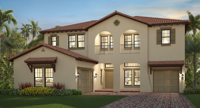 Ready To Build Home In Parkland Bay - Classic Collection Community