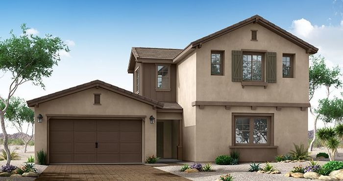 Ready To Build Home In Tranquility at Eastmark Community