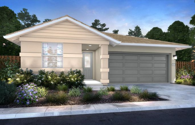Ready To Build Home In Esprit at Premier Montelena Community