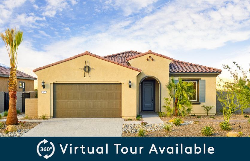 Ready To Build Home In Del Webb at Rancho Mirage Community