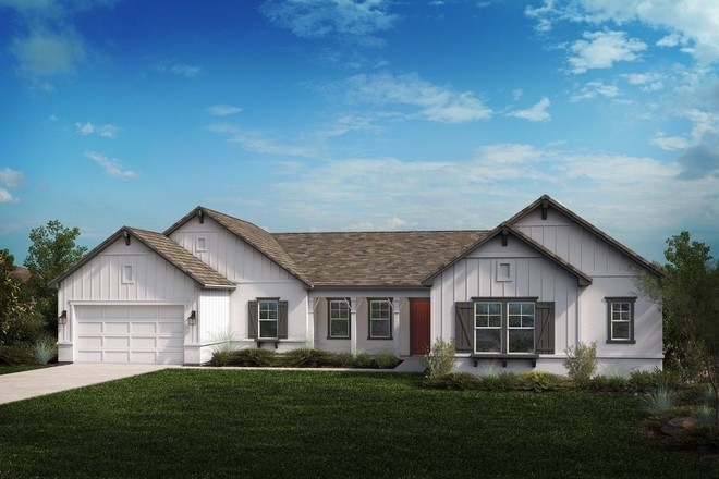 Ready To Build Home In The Trails at Mockingbird Canyon Community