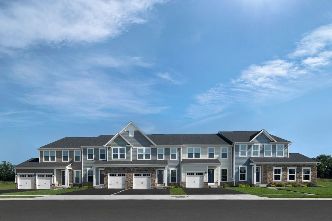Ready To Build Home In Longwood Preserve Community