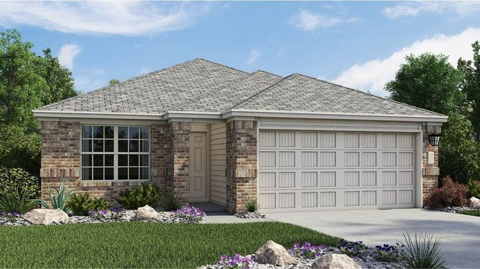 Ready To Build Home In Republic Creek Community