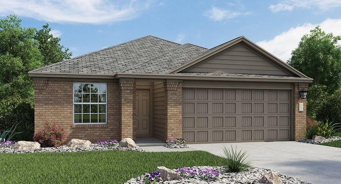 Ready To Build Home In The Ridge at Salado Creek - Barrington Collection Community