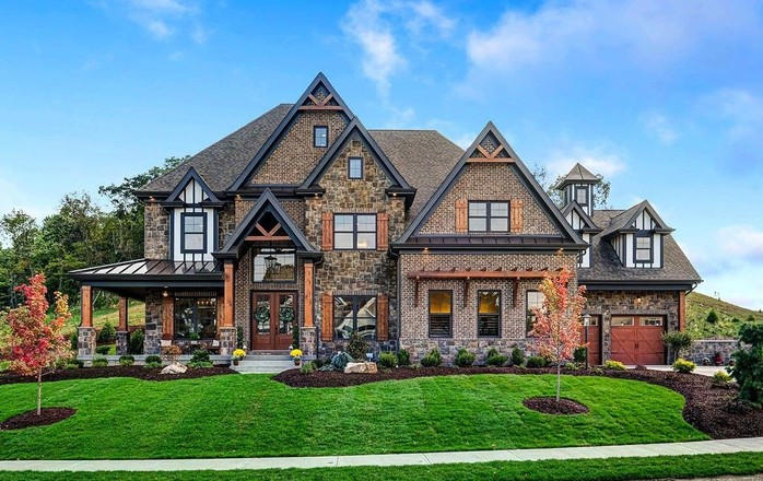 Ready To Build Home In Forest Edge Community