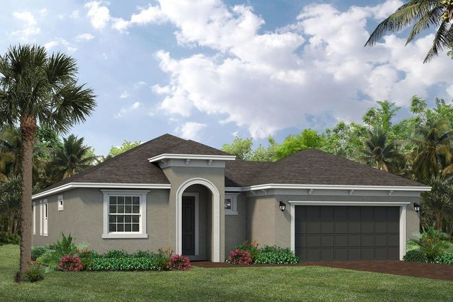 Ready To Build Home In Sierra Cove Community