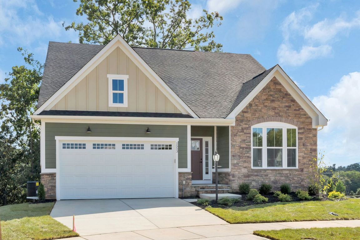 Ready To Build Home In The Legacy at Winding Creek Community