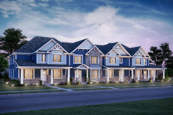 Ready To Build Home In The Villas at Link Crossing Community