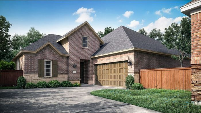 Ready To Build Home In Elements at Viridian Community