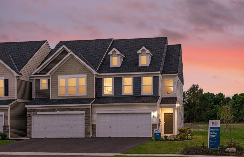 Ready To Build Home In Greenway Crossing - Freedom Series Community