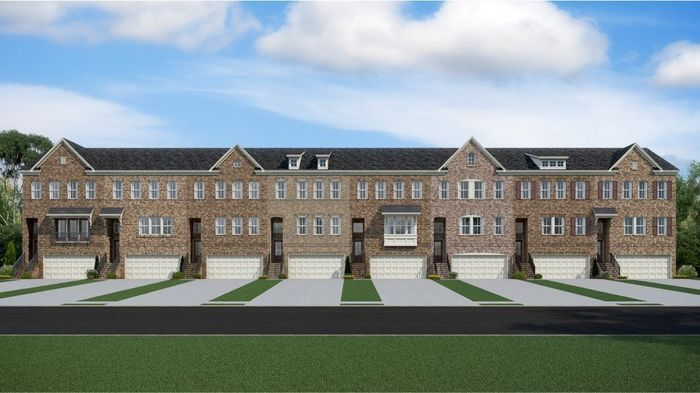 Ready To Build Home In Dunwoody Village Community