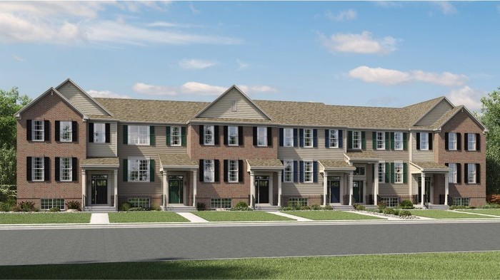 Ready To Build Home In Prairie Commons - Urban Townhomes Community