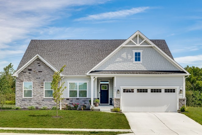 Ready To Build Home In Heritage Hill Community
